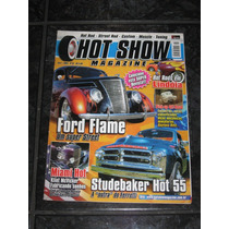 Hot Show 2003 Nº 1 - Picape Studebaker Hot 1955, Hot Rods