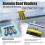 Banana Voadora / Bolt / Inflavel / Waterball / Vinil / Lona