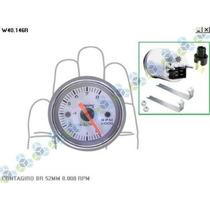 Contagiro Branco 52mm 8.000 Rpm