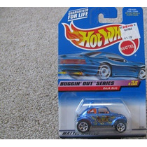 (bx13) Hw Hot Wheels Vw Volkswagen Fusca Baja Bug # Lacrado