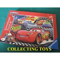 Quebra Cabeça - Puzzle - Cars - Carros - Infantil - 100 Pçs