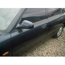 Maçaneta Dianteira Esquerda Do Mazda 626 95 2.0 Manual