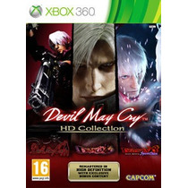 Devil May Cry Hd Collection - Xbox 360 - Americano