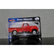 Miniatura Carros Brasileiros Nacional Chevrolet 3100