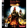 Jogo Ps3 Hell Boy The Science Of Evil Playstation 3