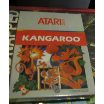 Atari 2600 Kangaroo Video Game Jogo Cartucho