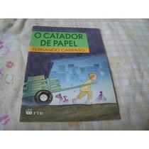 Livro O Catador De Papel Fernando Carraro