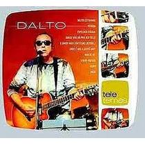 Cd Dalto - Tele Temas - Raro