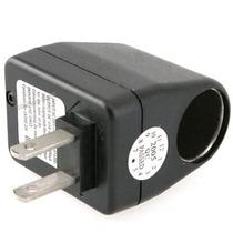 Transformador Isqueiro De Carro 110/220 V P/ 12 V Adaptador