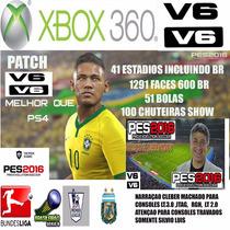 Patch Pes 2016 P/ Xbox360 Envio Por E Mail Leia A Descrição