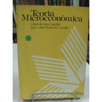 Teoria Microeconômica - Gilson De Lima Garófalo