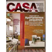 Revista Casa Claudia - Morar Bem Em Apartamentos Pequenos