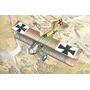Roden-avião Biplano Albatros D.ii