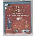 Flanela Pano Magico G Limpa Ouro Prata Metal - 2 Flanelas Gr