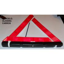Triangulo De Segurança Universal Super Pesado Para Carros