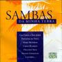 Sambas De Minha Terra-samba Canção-cd Lacrado