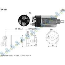 Automatico Motor Partida Chevette /75 C/ Bosch