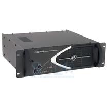 Amplificador De Potência Profissional Pro3000 - 750 Wrms