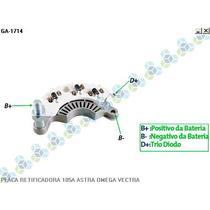 Placa Retificadora Gm Omega 120a - Gauss