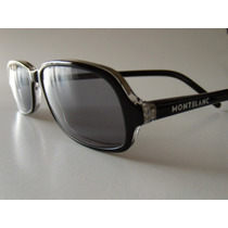Óculos Montblanc 100% Original N.fiscal Origem Made In Italy