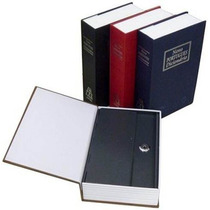 2und Cofre Camuflado Formato Livro Dicionário 2chaves Joias