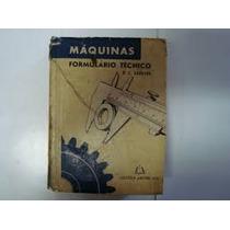 Livro Máquinas - A. L. Casillas