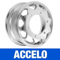 Roda Alumínio 17,5 Mb Accelo 1016 Modelo Speed Caminhão