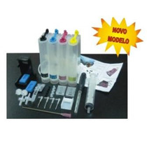 Bulk Ink Para Impressora Multifuncional Hp 2050 3050 + Tinta
