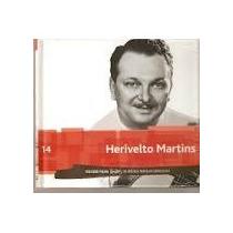 Cd/livro Folha : Herivelto Martins - Frete Gratis