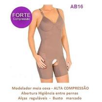 Modelador Vestido Cinta Calça Body Bore Segunda Parto Cirurg