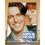Dvd Nove Meses - Hugh Grant Lacrado Original Raro