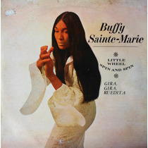 Buffy Sainte-marie - Importado - Lp - Veja O Video