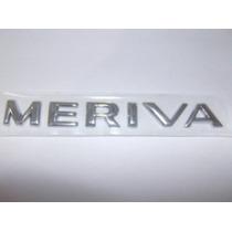 Emblema Adesivo Nome Letreiro Gm Meriva