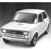 Painel De Instrumentos Original Completo P/ Fiat 147 78 79