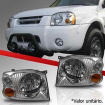Farol Nissan Frontier 2003 Até 2007 Usa Lâmpada Hb5