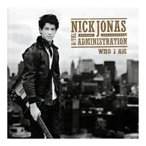 Nick Jonas And The Administration - Who I Am - Cd + Dvd Novo