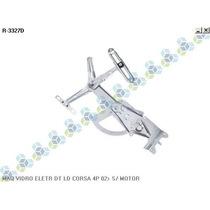 Maquina De Vidro Eletric Dianteira Ld Le Corsa 4 Portas