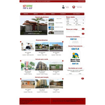Site Para Imobilaria. Integrado Com Google Maps. Php Mysql