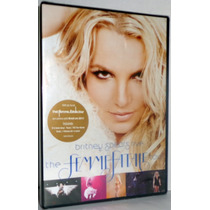 Britney Spears-live The Femme Fatale Tour - Dvd Novo Raro La