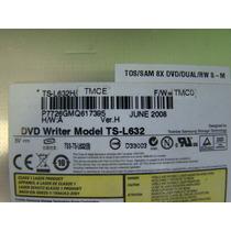 Gravadora De Cd E Dvd Ide Positivo Toshiba Hp Compaq