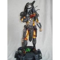 Predador Predator Estatua Resina