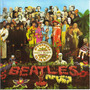 Cd Beatles - Sgt Peppers Lonely Hearts Club Band (1967) Novo