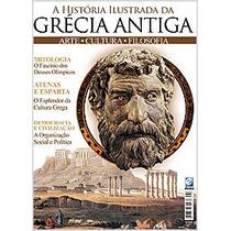 Livro - A História Ilustrada Da Grécia Antiga