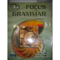 Focus On Grammar - 3a - Third Edition - Com Cd