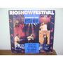 Disco Vinil Lp Rio Show Festival Noite Bossa Nova 1991
