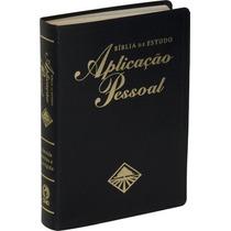Bíblia De Estudo Aplicação Pessoal Grande.