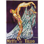 Mulheres Dança Colares Poster Repro