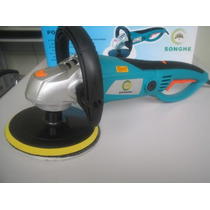 Politriz 1400watts 3000rpm 180mm Unica Do Ml Com Garantia