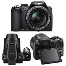 Protetor Profissional Lcd Vidro Óptic Nikon P500 P100 P90