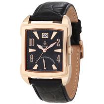 Relógio Bulova Quadrado Wb21794p - 97b117 Em 12 X Sem Juros